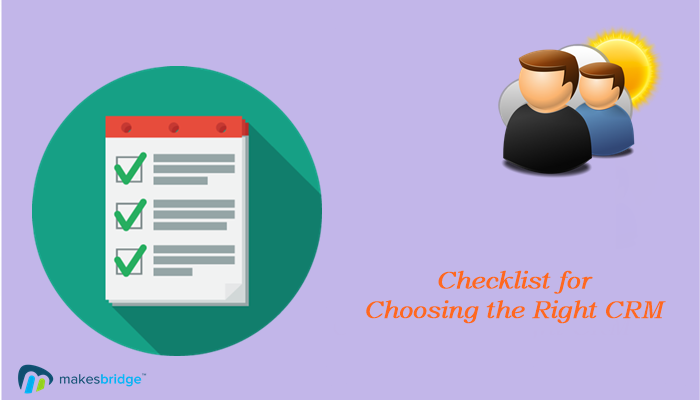 Checklist to Choose the Right CRM Platform