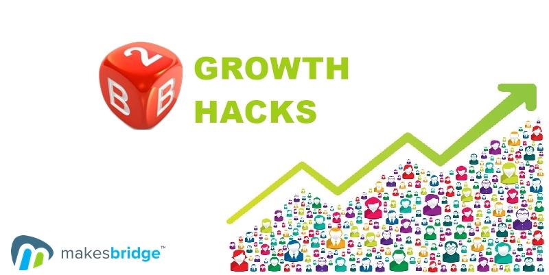 Growth Hacks By Makesbridge