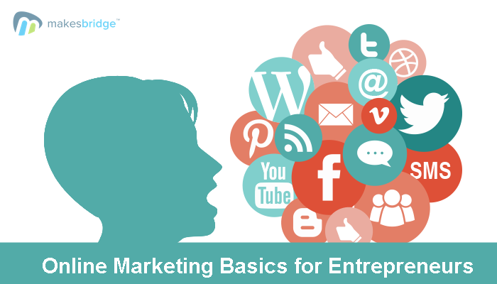 6 Online Marketing Basics Every Entrepreneur Must Learn