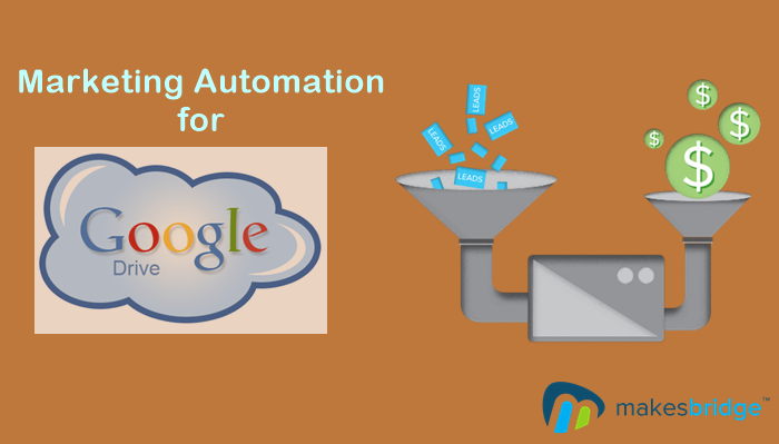 Marketing automation for Google Drive-Makesbridge