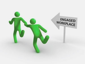 Workplace engagement by care