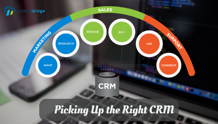 How to choose the right crm platform